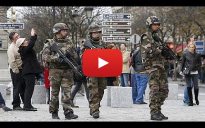 Attentats à Paris: Vastes opérations de perquisitions