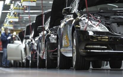 Classement des ventes voitures en octobre 2017