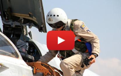 Avion russe abattu: Le co-pilote sauvé et en lieu sûr