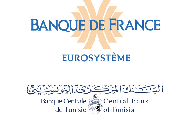 Banque-centrale-de-Tunisie-et-Banque-de-France-