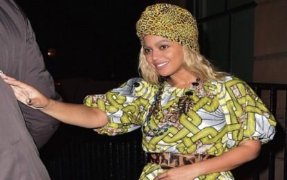 Les turbans en folie de la créatrice de mode Donia Allègue
