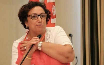 Bochra Belhaj Hmida: «Seul Béji Caïd Essebsi peut encore sauver Nidaa Tounes »