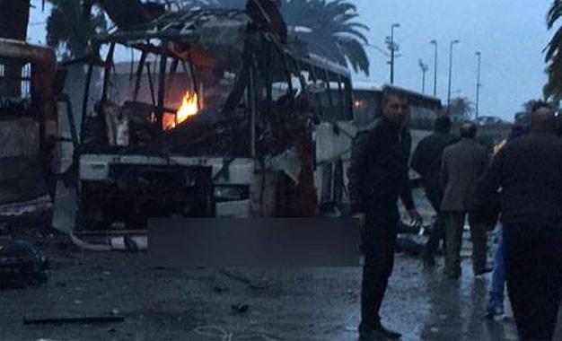 Bus-explosion