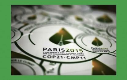 COP21: La société civile déclare l'état d'urgence climatique