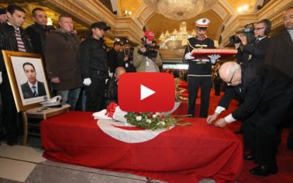 Attentat de Tunis: Cérémonie à Carthage à la mémoire des martyrs