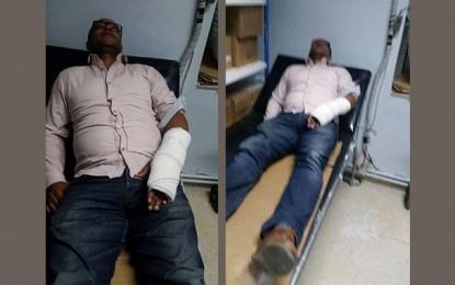 Club africain : Nabil Sebaï blessé suite à une agression