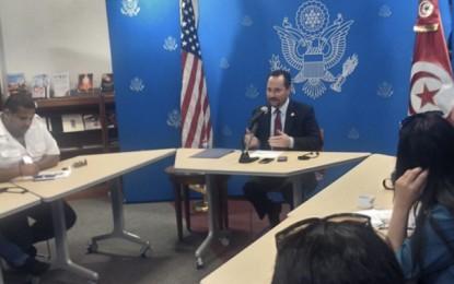 Etats-Unis – Tunisie : «Il reste beaucoup à faire », estime Rubinstein