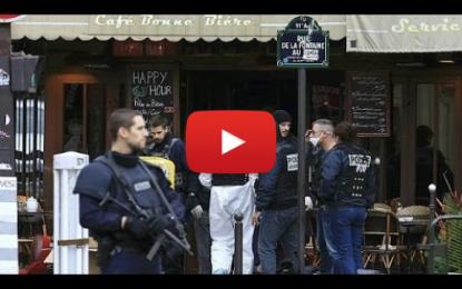 Drame de Paris: Le point sur l'identité des assaillants
