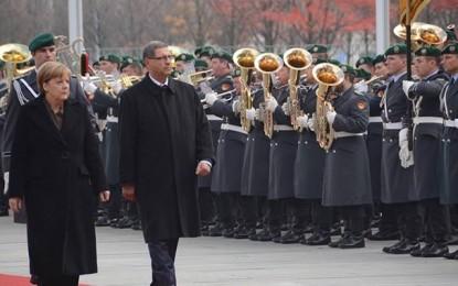 Merkel – Essid : La coopération sera renforcée en matière de sécurité
