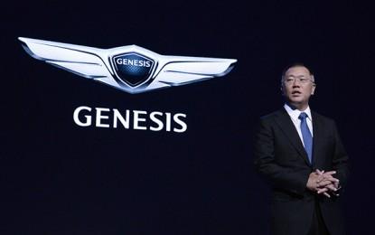Genesis, nouvelle marque de luxe Hyundai Motor