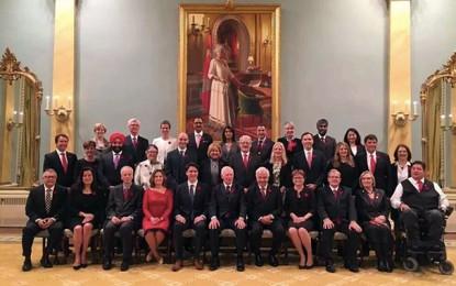 Le Canada et l'acceptation de l'Autre dans ses multiples différences