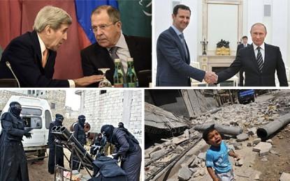 Syrie : Une  solution politique se profile à l'horizon