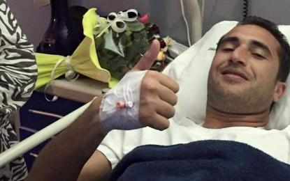 Club bizertin : 45 jours de repos pour Hamdi Kasraoui