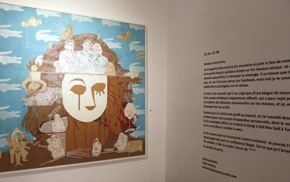Galerie Gorgi : «The unsecret art of Héla L.»