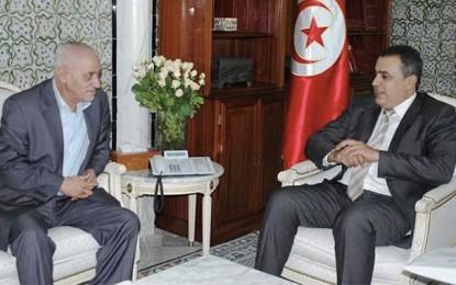 Houcine Abassi: Mehdi Jomaa briguait la présidence de la république