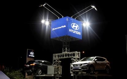 Le SUV de luxe Hyundai Santa Fe débarque en Tunisie