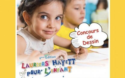 Les 6e Lauriers Hayett organisent un concours de dessin d'enfants