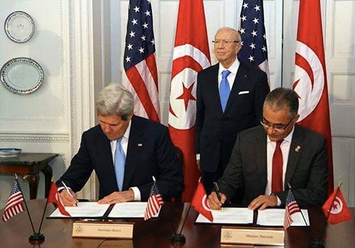 Mohsen-Marzouk-et-John-Kerry