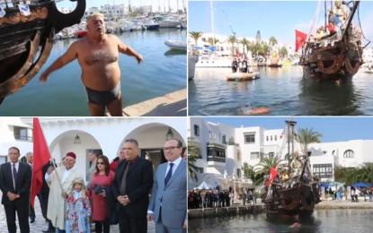 Sousse : Nouveau record pour le nageur Nejib Belhedi