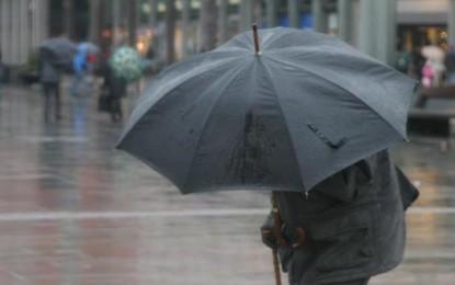 Météo : Pluies à verse et baisse des températures