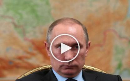 Poutine: «Les terroristes seront identifiés et punis partout dans le monde»