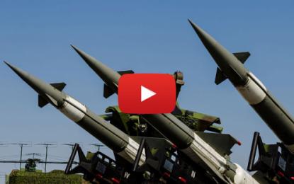Poutine déploie des missiles antiaériens en Syrie