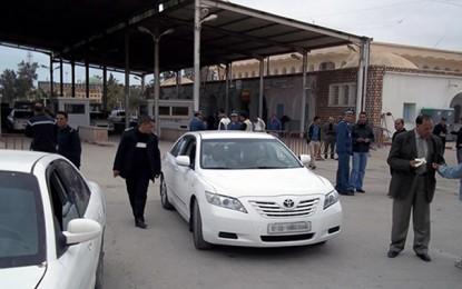 Fermeture des frontières : Les Libyens affluent en masse