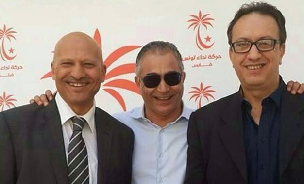 Ridha-Belhaj--Mohsen-Marsouk---Hafedh-Caïd-Essebsi