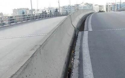 Enquête sur la fissure du Pont de Tunis-Montplaisir