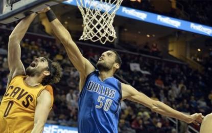 Salah Mejri : «A la NBA: tout le monde est grand et tout le monde est fort»