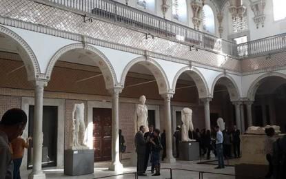 Musée du Bardo : Inauguration de la salle de Carthage