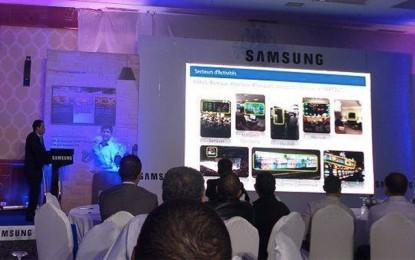 Samsung lance ses écrans d'affichage dynamique sur le marché tunisien