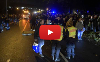 Terrorisme: Évacuation du stade de Hanovre en Allemagne