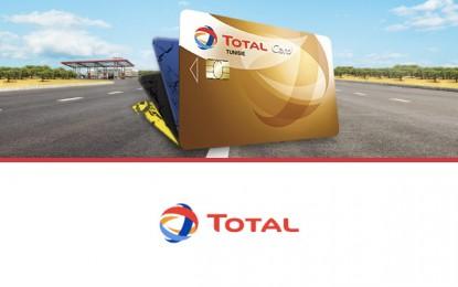 Total Tunisie lance Total Card pour les particuliers