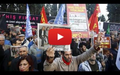 Turquie: 2 journalistes écroués pour avoir évoqué le soutien turc au djihad