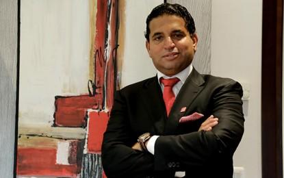 Youssef El-Masri, nouveau directeur général de Ooredoo Tunisie