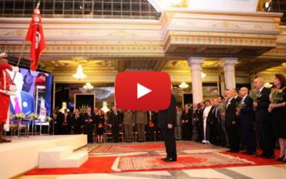 Prix Nobel: Cérémonie à Carthage en l'honneur du quartet tunisien