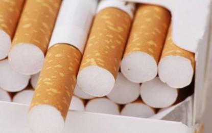 Les nouveaux prix des cigarettes