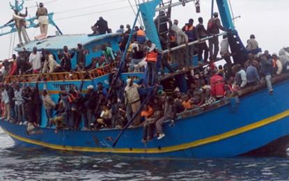 Sicile : Un passeur tunisien arrêté pour avoir transporté 300 clandestins