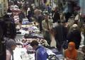 Etalages anarchiques : Grève des commerçants du prêt-à-porter
