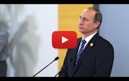 Poutine: » Daech est financé par 40 pays, dont certains membres du G20″