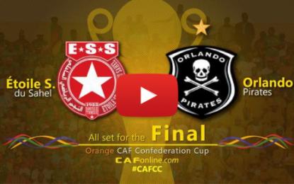 L'Etoile Sportive du Sahel remporte la coupe de la CAF