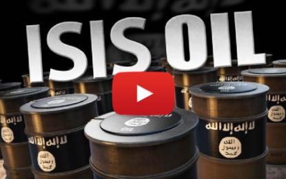 Les revenus pétroliers de Daech