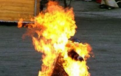 Monastir : Un dentiste met le feu à son corps
