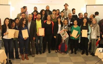 Des jeunes journalistes récompensés