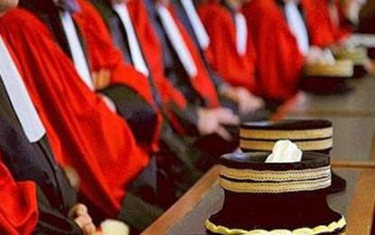 Le Conseil supérieur de la magistrature lève l'immunité de 28 juges