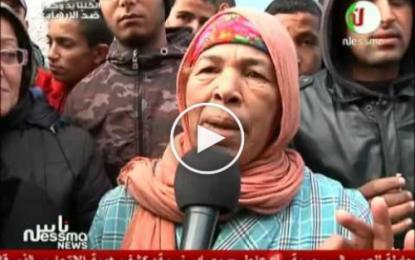 La mère du martyr Khayati: «Abattez les commanditaires des attentats terroristes»