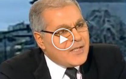 M. Haddad: «Le terrorisme en Tunisie, conséquence du grand complot du 14 janvier 2011»