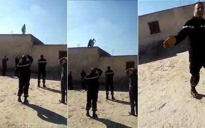 Sousse : La protection civile sauve un homme du suicide (vidéo)