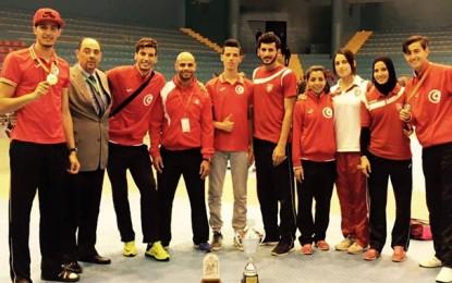 Taekwondo : Deux médailles d'or pour la Tunisie à l'Open d'Agadir